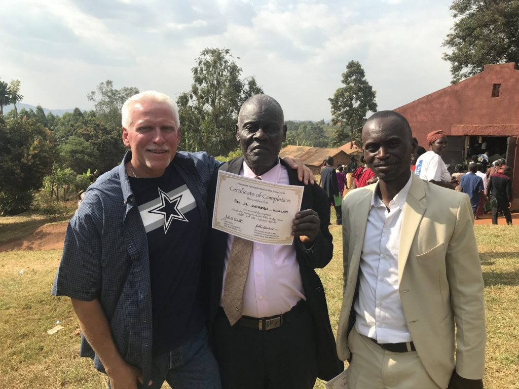 Pastor's Conference in Katooke Village, Uganda