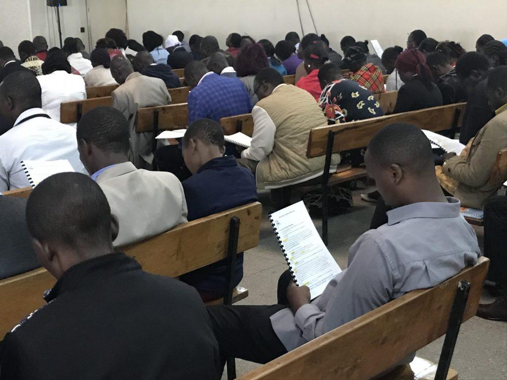 Pastor's Conference in Nairobi, Kenya